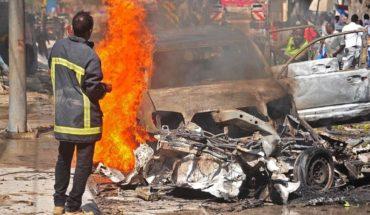 Coches bomba dejan al menos 11 muertos en Somalia