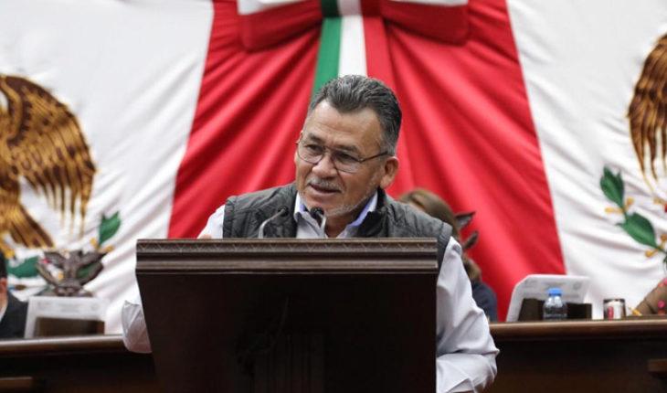 Con iniciativa de ley, Sergio Báez busca modificación de definición de contralores municipales