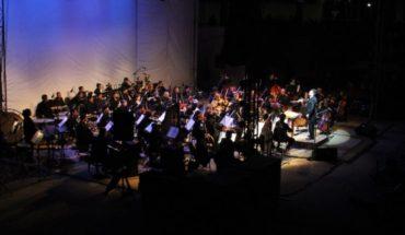 Conciertos gratuitos de la Orquesta Sinfónica de la UdeC en Chillán, Los Ángeles y Concepción