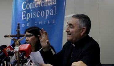 """Conferencia Episcopal sobre salida de Ezzati: """"Es una oportunidad para corregir, enmendar, reparar y también abrir nuevos caminos"""""""