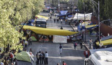 Congreso suspende otra vez sesión para discutir la reforma educativa tras bloqueos de la CNTE