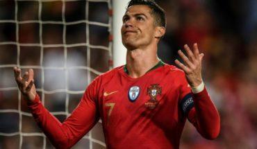 Creen que Ronaldo podría perderse el primer partido contra el Ajax