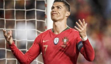 "Cristiano Ronaldo tranquiliza a Juventus sobre lesión: ""Volveré en una o dos semanas"""