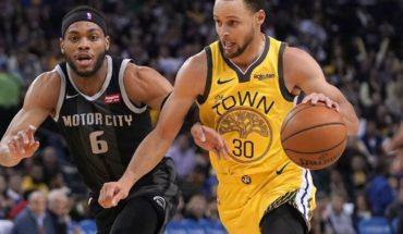 Curry regresa y da victoria a Warriors, que recuperan liderato