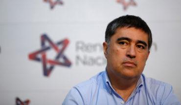 """Desbordes advierte a Ossandón: """"Si quiere ser candidato presidencial, la estrategia de atacar al gobierno no sirve"""""""