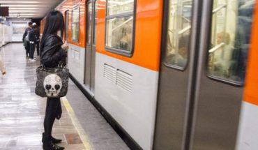Detienen a tres por presunto abuso sexual en el Metro