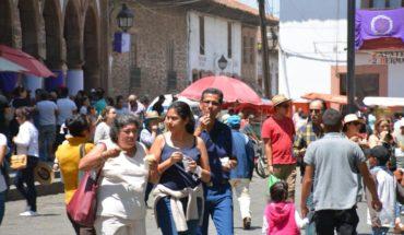 Domingos peatonales convierten a la Plaza Vasco de Quiroga en un espacio más humano: Víctor Báez