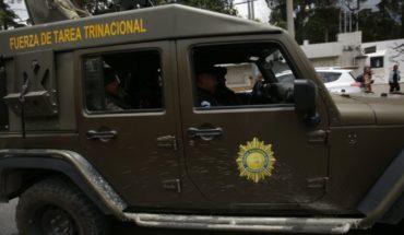 EEUU retira ayuda militar a policías de Guatemala