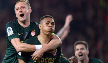 El Mónaco prosigue su escalada tras sorprender al Lille