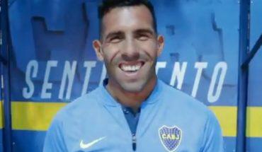 El pedido especial de Carlos Tevez a los hinchas de Boca por el cumpleaños del club