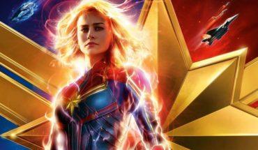 El poder de Capitana Marvel llega a la cartelera este fin de semana