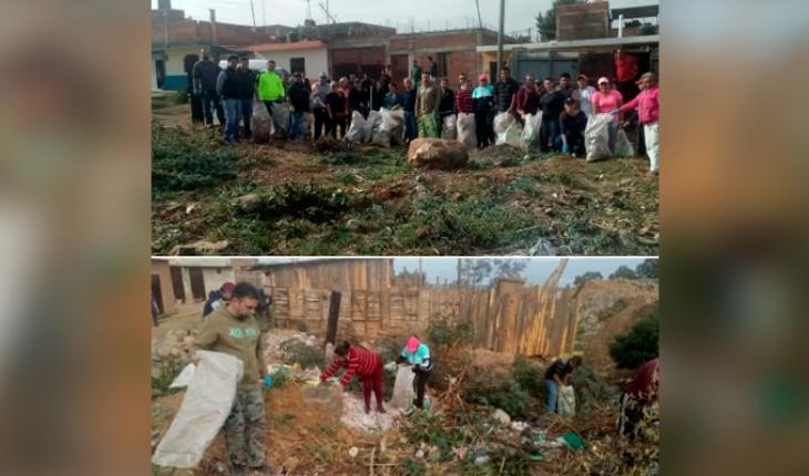 El reto para Pátzcuaro estriba en convertirse en una ciudad limpia: Víctor Báez