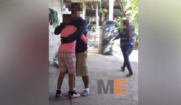 En Nocupétaro, Michoacán, niña reportada como desaparecida, es encontrada por la policía
