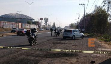 """En una aparente tentativa de asalto, balean a sobrino del dueño de la tienda """"Súper Regalo de Dios"""", en Morelia, Michoacán"""
