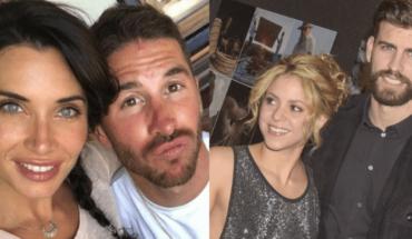 Esposas del Clásico: Mujer de Sergio Ramos boxea mejor que Shakira