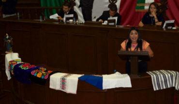 Exhorta Brenda Fraga a autoridades para apoyar a artesanos michoacanos