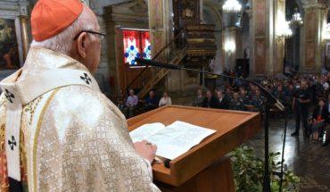 """Ezzati pide """"la misericordia del señor"""" para Tito Rivera y tramita """"con celeridad"""" dimisión de su estado clerical"""