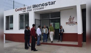 Federación y Ayuntamiento realizan recorrido por tenencias de Morelia