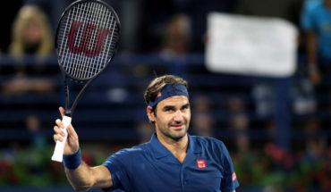 Federer hace historia y llega a los 100 títulos