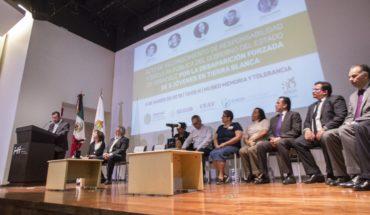 Gobierno de Veracruz se disculpa por desaparición de 5 jóvenes