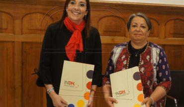 INDH y Defensoría de la Niñez firman convenio para proteger a niñas y niños