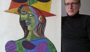 Investigador holandés recupera Picasso robado hace 20 años