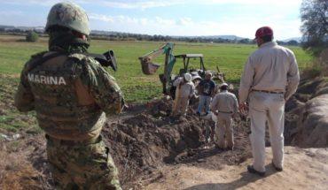 Investigan a marinos por desaparición de 4 pobladores en Puebla