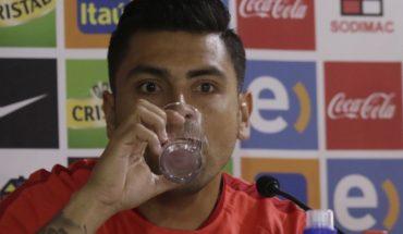 """Jara: """"Logré un rendimiento mayor para lograr este retorno a la selección"""""""