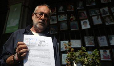 Javier Sicilia acusa a AMLO de traicionar a las víctimas