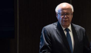 José Narro renuncia a la UNAM para buscar dirigencia del PRI
