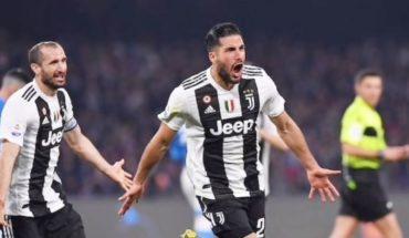 Juventus se encamina al título de Serie A tras vencer a Napoli en un polémico partido
