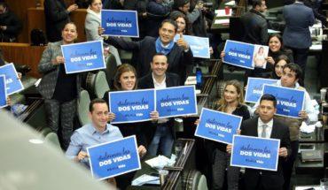 Ley Antiaborto congelada por 20 años fue aprobada en 10 días