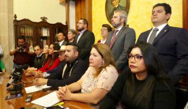 Llama Morena a respaldar en Congreso del Estado la creación de Guardia Nacional
