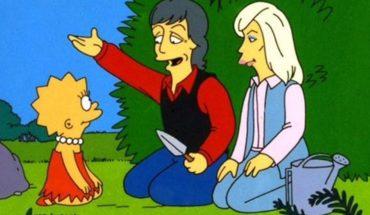 Los Simpsons The Beatles