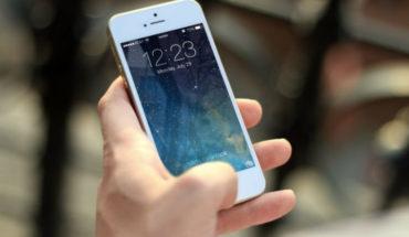 Los smartphone pueden contener hasta 6 tipos de bacterias