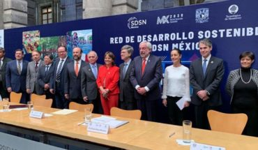 México crea red de desarrollo sostenible para combatir desigualdad y pobreza