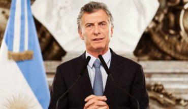 Macri inagura el período de sesiones ordinarias del Congreso de la Nación