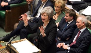 May solicitará a Bruselas un aplazamiento del Brexit de tres meses