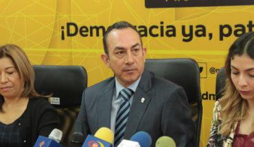 Morena se dice de izquierda y muestra rasgos conservadores: PRD Michoacán