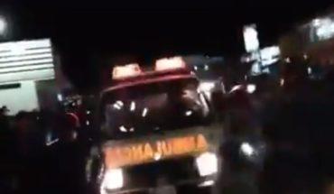 Mueren 30 personas al ser atropelladas por un tráiler en Guatemala