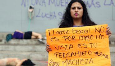 Mujeres denuncian acoso en medios