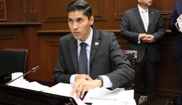 Necesaria y urgente nueva Ley de Fiscalización: Javier Paredes