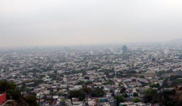 Niños quieren respirar aire puro en Nuevo León
