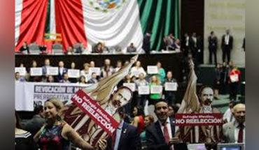 """Oposición pide """"no reelección"""", al ser aprobada la revocación de mandato"""