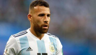 Otamendi causa baja de la Selección Argentina por lesión