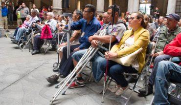 Personas con discapacidad piden que no desaparezca CONADIS