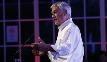 """Piñera: """"Si hacemos un buen Gobierno favorecemos que una persona de nuestra coalición pueda tomar las banderas y continuar con esta misión"""""""