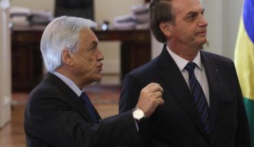 """Piñera defiende venida de Bolsonaro y asegura que hubo intentos de """"boicotear"""" su visita"""