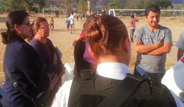Policía de Morelia participa en evaluación del modelo de Proximidad Social en México