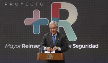 Presidente Piñera lanza programa de reinserción laboral para personas privadas de libertad